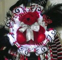MelzMumz.com Deluxe Single Homecoming Mum Colleyvillle Heritage High School