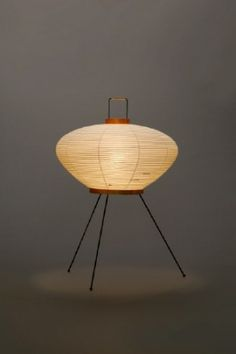 Akari Light Sculpture, FIRST Series, Model No. 9A, Ozeki Lantern Co. Isamu Noguchi.