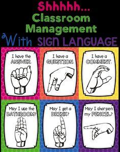 Sign Language For Bathroom
