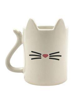 Cat Mug, £9.99