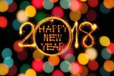 Free New Year 2018 Wallpaper Images To Wish 2018