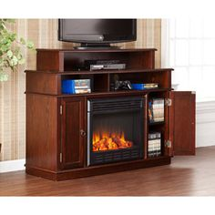 Better Homes and Gardens Media Electric Fireplace Ashwood Road ...