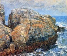 Sylph's Rock - Childe Hassam