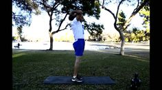 Kettlebell Tricep Extension