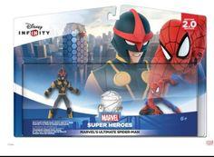 Disney Infinity MARVEL'S ULTIMATE SPIDER-MAN - Nova & Spider-man- Disney Infinity 2.0 #DisneyInfinity #MarvelSuperHeroes