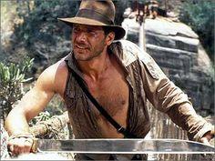 Indiana Jones (Harrison Ford)  thebreathingdead.blogspot.com