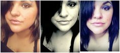 Different filters of myself :p