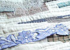 The Textile Cuisine: White stuff / Na całej połaci śnieg