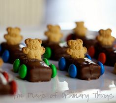 Teddy Bear Candy Cars- I have to do this for my kindergartners!!!