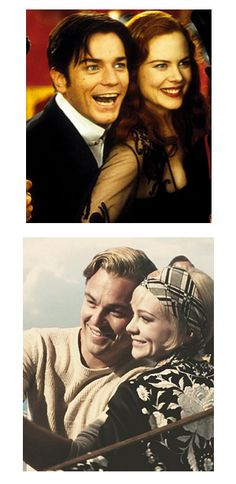 """Star-crossed lovers 