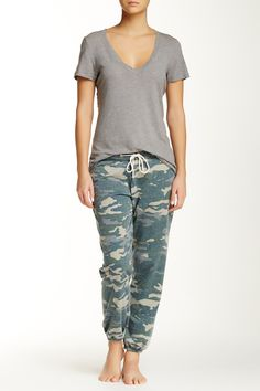 Honeydew Intimates - Burnout French Terry Jogger at Nordstrom Rack. Free Shipping on orders over $100.