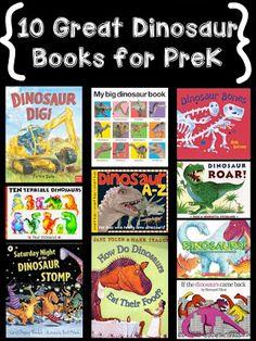 Dinosaur books for p