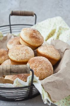Chai muffins.