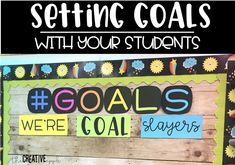 Setting Goals with y