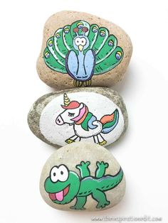 Today I have a fantastic Unicorn rock stone craft to share. Unicorns are a popular phenomenon at the moment, especially for kids and also for adults. In fact I created a fantastic Unicorn gift guide recently with a few fabulous Unicorn gift ideas for kids. This however is a fun craft you could paint with …