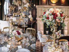 Florals & Design by Asiel Design | Julia Morgan | San Francisco Wedding