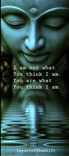 I am not what you think I am!