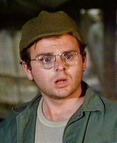 """M*A*S*H - Nyy'xai Gary Burghoff is best known for playing the character Corporal Walter Eugene """"Radar"""" O'Reilly in the M*A*S*H movie and TV series."""
