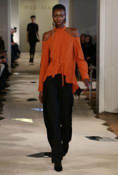 Berlin Fashion Week January 2016: Nobi Talai
