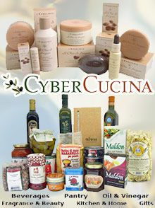 Picture of gourmet shop from CyberCucina Gourmet Food & Gift Baskets catalog  #SendingAllMyLove @catalogs