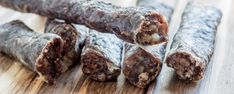 A recipe for the making of traditional South African droe wors. Dried Sausage Recipe, Sausage Recipes, Cooking Recipes, South African Dishes, South African Recipes, Ethnic Recipes, Milk Bread Recipe, Biltong, Gym Food
