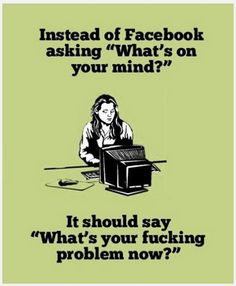 Why Facebook Asking 'What's On Your Mind'?