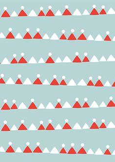 Pikku Kakkosen tulostettavia joulupapereita askarteluun: Kolmiorivit 2. Free printable patterns. lasten | askartelu | joulu | käsityöt | koti | DIY ideas | kid crafts | christmas | home | Pikku Kakkonen