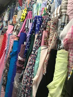 Магазин ткани для пошива одежды