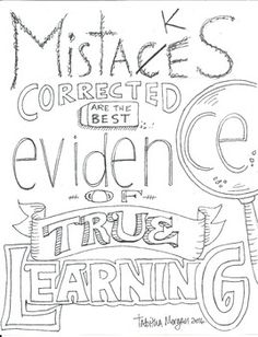 """""""Mistakes corrected are the best evidence of true learning."""" I thought of this… Brushes, Ps, Photoshop, Blushes, Makeup Brush"""