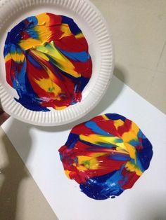Kandinsky inspired art!