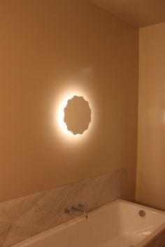Cameo Plate Wall Light | Anna Charlesworth