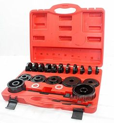 Fwd Front Wheel Drive Bearing Removal Installation Adapter Pulley Puller Tool * You can find out more details at the link of the image.