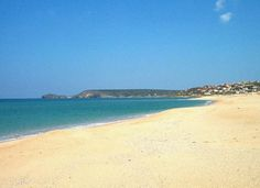 Sabbie d'Oro Hotel Village, Arbus  the beach