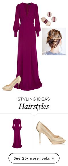 """""""Untitled #2689"""" by injie-anis on Polyvore"""