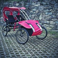 Rock rishock 4 Wheel Bicycle, Electric Tricycle, Solar Car, Bike Pedals, Quad Bike, E Scooter, Pedal Cars, Cycling Art, Cool Bicycles