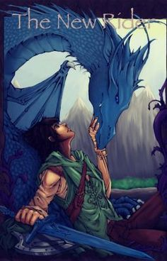 The Official Eragon Coloring Book Fresh Eragon and Saphira Book Fan Art In 2019 Fantasy Dragon, Dragon Art, Fantasy Art, Blue Dragon, Fantasy Books, Magical Creatures, Fantasy Creatures, Deviant Art, Eragon Fan Art