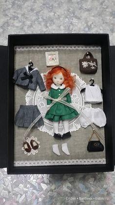 Авторские куклы Sun Joo Lee dolls. Фарфорочки из Южной Кореи