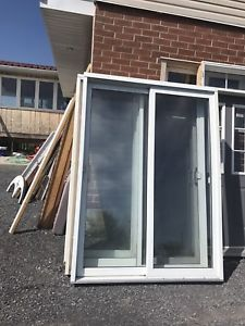 Used patio doors and french door for sale