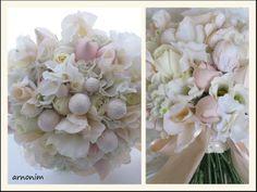 Luxury bridal bouquetsזרי כלה יוקרתיים