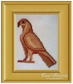 апрель 2007 ЕГИПЕТ символы орёл