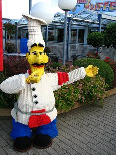 Legoland Billund by fdecomite, via Flickr
