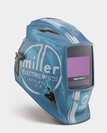 Miller - Welding Helmets & Welder Safety Equipment and Clothing - Digital Elite™ Series