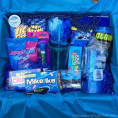Blue Without You Care Package | Celebrate Every Day With Me