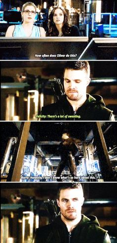 Arrow - The Flash Crossover - The Salmon Ladder