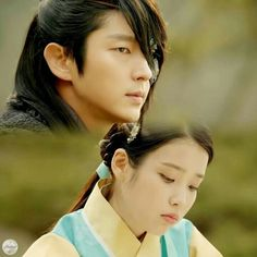 Moon Lovers: Scarlet Heart Ryeo | Lee Joon Gi + IU