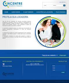 Site Concentre Locadoras
