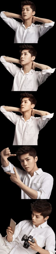 Luhan for Canon EOS M