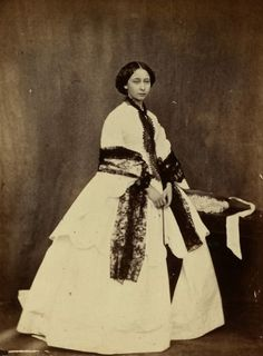 """""""Princess Alice, later Grand Duchess of Hesse and by Rhine, June (x) """" Queen Victoria's Daughters, Victoria's Children, Queen Victoria Family, Princess Alice, Miami Vice, Prince Albert, American Civil War, Native American Indians, British Royals"""