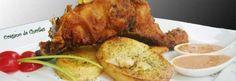 Receita de Salmão crostado e molho de muqueca - Receitas Supreme