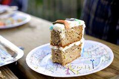 roasted apple spice sheet cake by smitten, via Flickr